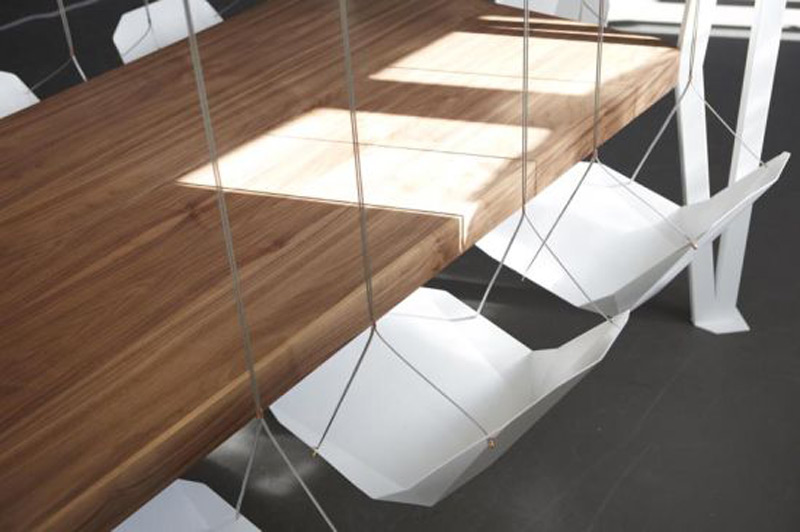 ... Duffy London // SWING TABLE 12 PERSON ...