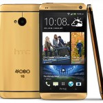Five Special Edition Units of Gold-plated HTC One