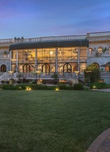 3 Levels Mediterranean Home On Holmby Hills