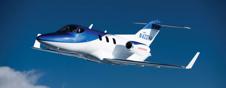 First Production HondaJet Is Nearing Completion