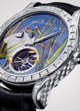Jaeger-LeCoultre Master Grand Tourbillon Enamel Limited Edition Watch
