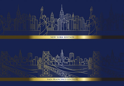Johnnie Walker Blue Label Cityscape Series