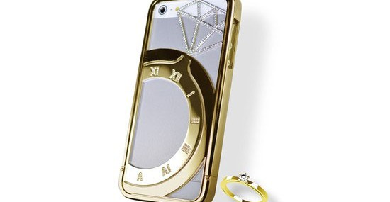 Koku – $38,400 Diamond Studded iPhone Case