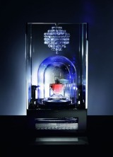 Lancome's Ultra Limited Edition of La Vie est Belle with Baccarat and Reuge