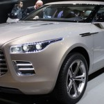 Lagonda Brand Back In Action