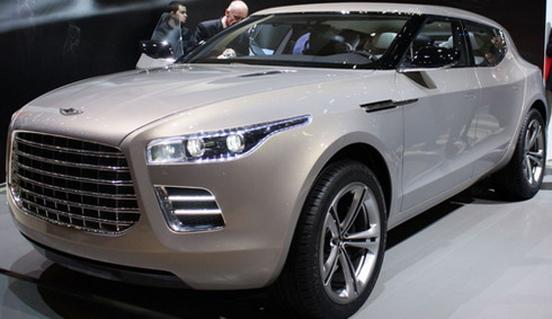 Lagonda brand will again come on automotive scene