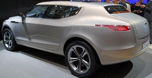 Lagonda brand will again come on automotive scene