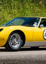 Lamborghini Miura SV was owned by British legend Rod Stewart way back in 1972
