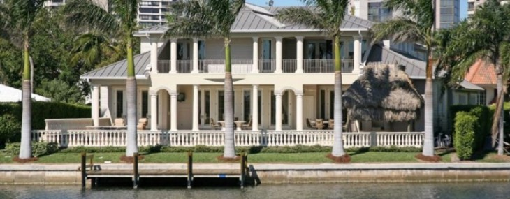 Basketball legend Larry Bird's Florida waterfront home on market