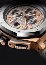 LeBron James And Audemars Piguet Present The Royal Oak Offshore Chronograph Watch