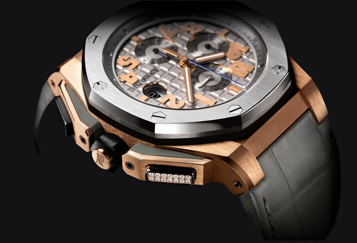 LeBron James teams with Audemars Piguet for $51,500 watch