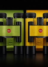Leica Ultravid Colorline Collection – New Colorful Binoculars