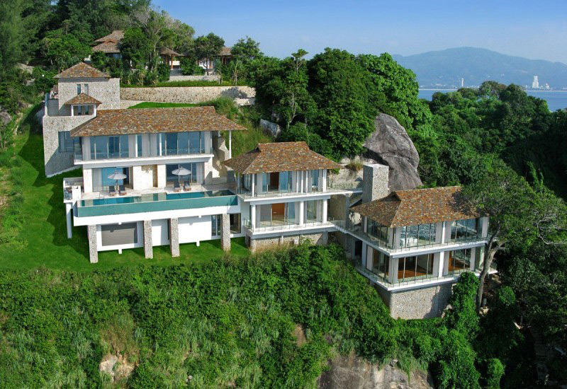 Liberty Holiday Villa Cascading Along Millionaires' Mile in Phuket, Thailand