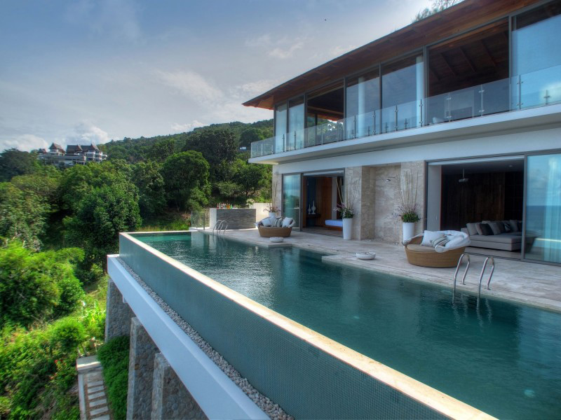 Liberty Villa – Ultimate Luxury Oceanfront Villa on the Famed ...