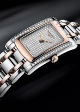 Longines DolceVita is this collection of elegant watches intended only for ladies