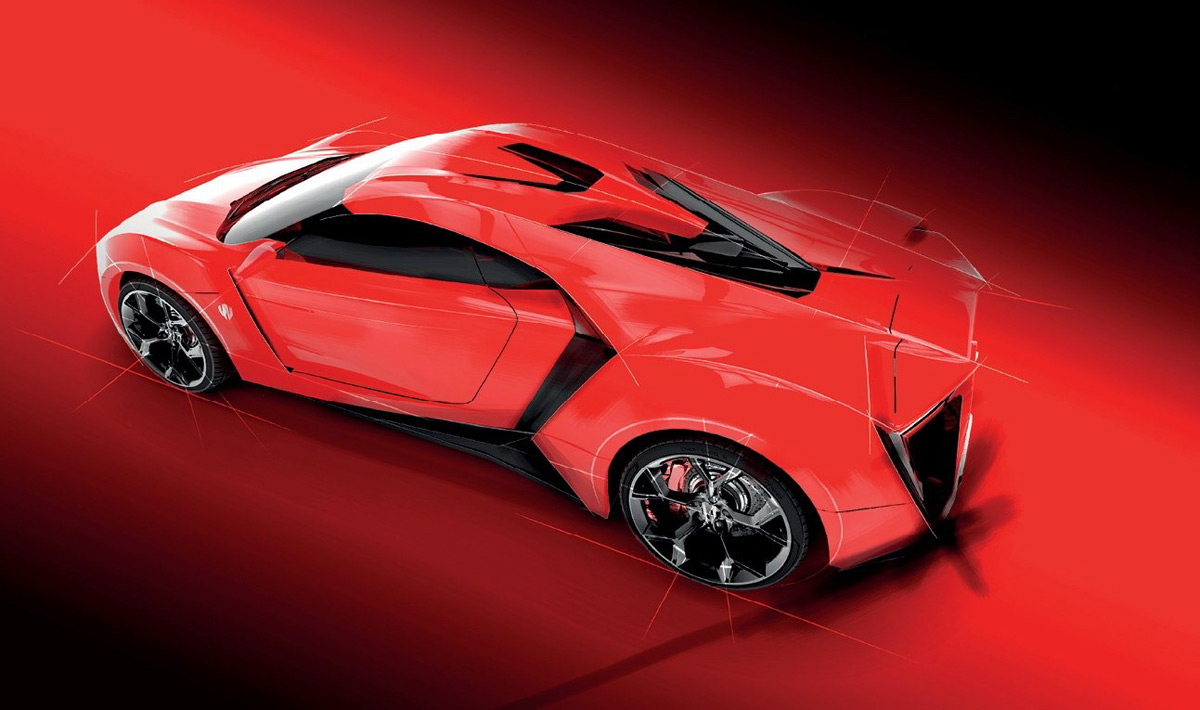 lykan hypersport will cost 3 4million extravaganzi. Black Bedroom Furniture Sets. Home Design Ideas