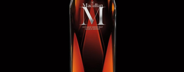 The Macallan M Scotch Whisky released at $4,500 a bottle
