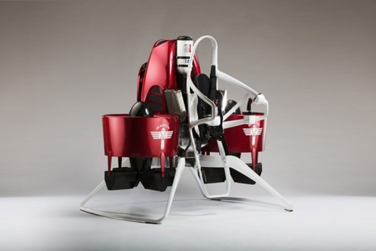 Re-engineered Martin personal jetpack is set to go on sale by mid 2014