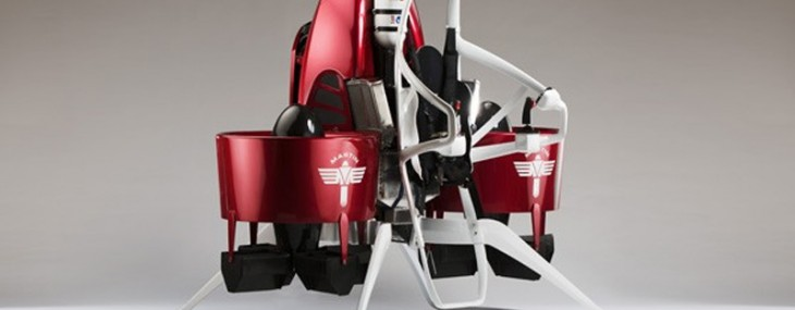 Redesigned Martin Jetpack Coming Next Year