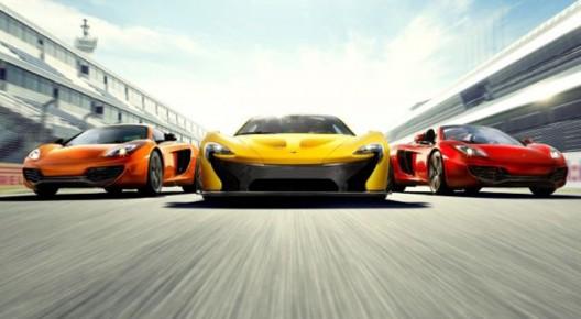 McLaren has prepared another model