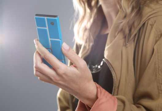 Project Ara by Motorola lets consumers customize their smartphone