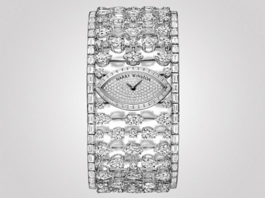 Harry Winston hones high jewelry with horological advancement