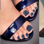 The Ultimate Glamour – Nails Inc. Jewellery Pedicure with Swarovski Elements