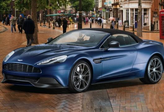 Get a Neiman Marcus Aston Martin Vanquish Volante for $344,500
