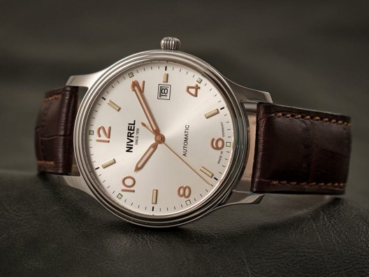 the German manufacturer presented a model Replique Lemania Limited Edition