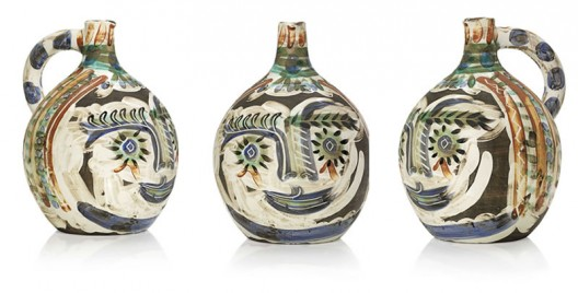 Christie's announces its first online-only sale of Picasso Ceramics