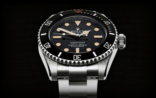 Project X Designs presented the Heritage Submariner (HS01) Big Crown model