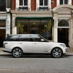 Extended Version Of Range Rover