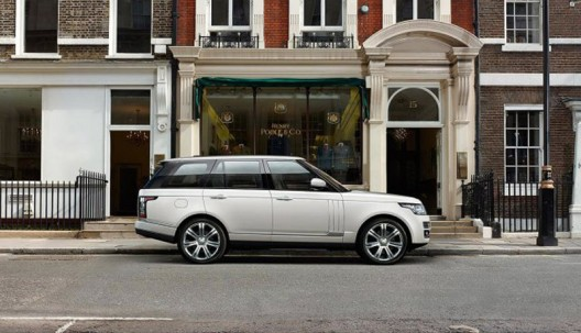 Land Rover has introduced the extended version of its luxury SUV Range Rover