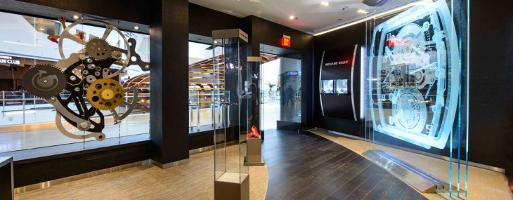 RICHARD MILLE OPENS SECOND BOUTIQUE IN AMERICA AT THE SHOPSAT CRYSTALS, LAS VEGAS