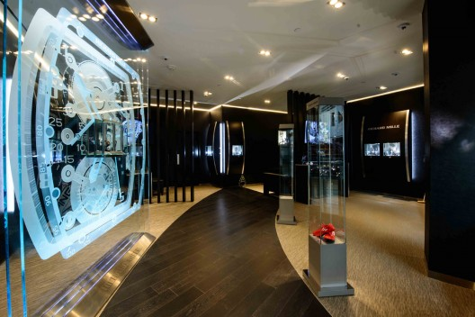 RICHARD MILLE OPENS SECOND BOUTIQUE IN AMERICA AT THE SHOPS AT CRYSTALS, LAS VEGAS