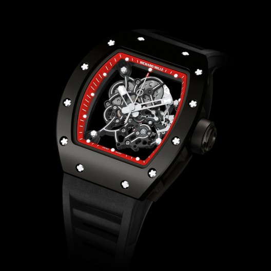 "RICHARD MILLE – RM 055 BUBBA WATSON ""RED DRIVE"" AND ""WHITE DRIVE"""