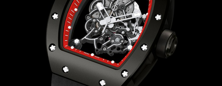 Richard Mille RM 055 Bubba Watson Red Drive and White Drive – Limited Editions