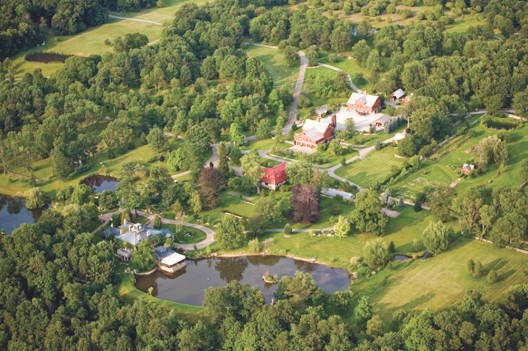 Historic RiverStone Estate in Foxburg, Pennsylvania Listed on Sale
