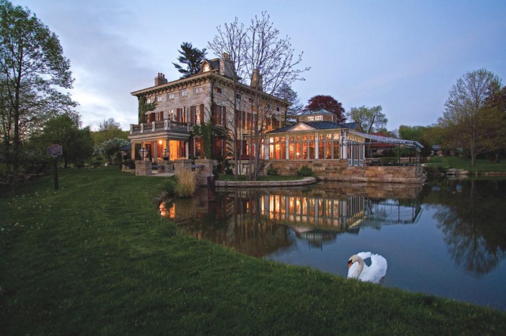 Historic RiverStone Estate in Foxburg, Pennsylvania Listed ...