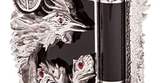S.T.-Dupont-Phoenix-Black-Limited-Edition-Ligne-2-Lighter-1