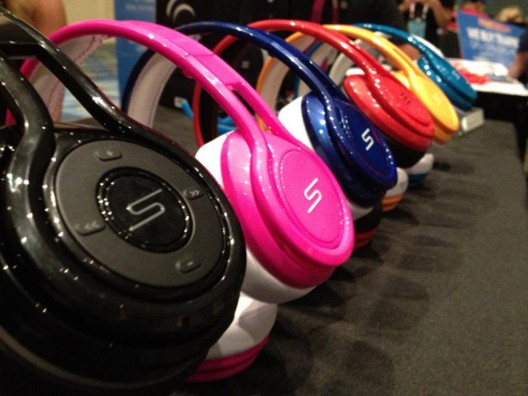 50 Cent Challenges Dr. Dre With SMS Audio Headphones