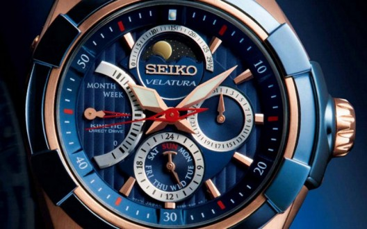 Seiko Premier, Velatura and Sportura Watches For 100 Years Of The company
