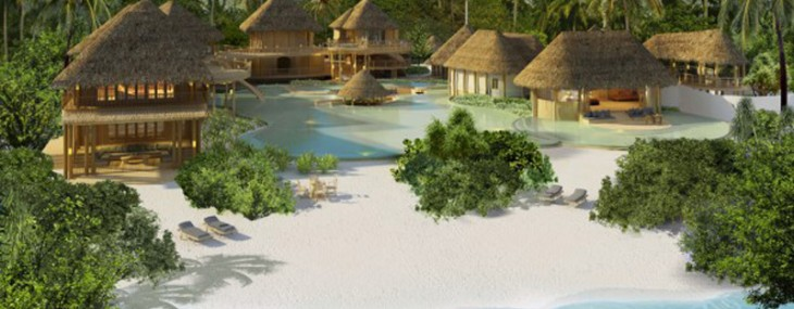 Soneva Fushi Maldivies delivers luxury with the largest resort villas in the Indian Ocean