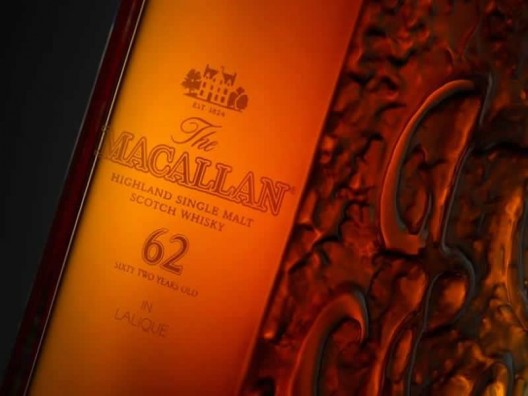 The Macallan in Lalique V: The Spiritual Home is valued at $25,000