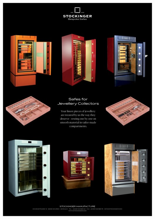Stockinger Safes - Safe Investment in the Future