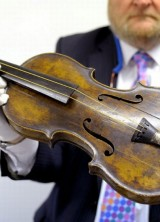Titanic Violin Played by Wallace Hartley Sold for $1.45 Million at Auction