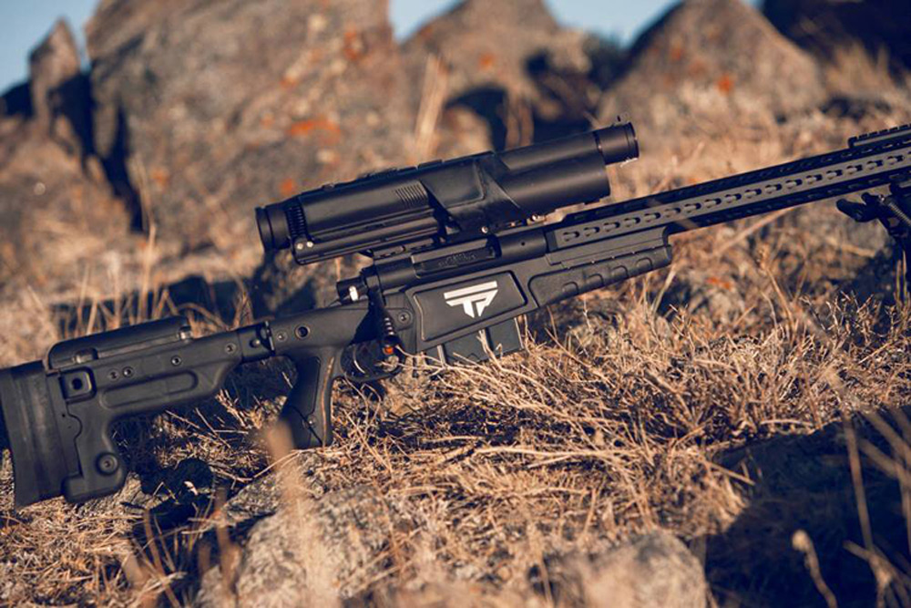 "TrackingPoint Launches World's First ""Smart Rifle"""