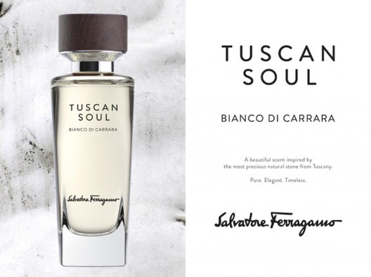 Salvatore Ferragamo's New Tuscan Soul Quintessential Collection Harnesses The Fragrance of Italy