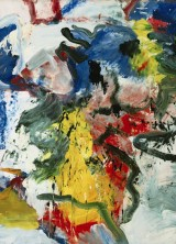 Rare Untitled V by Willem de Kooning at Sotheby's New York