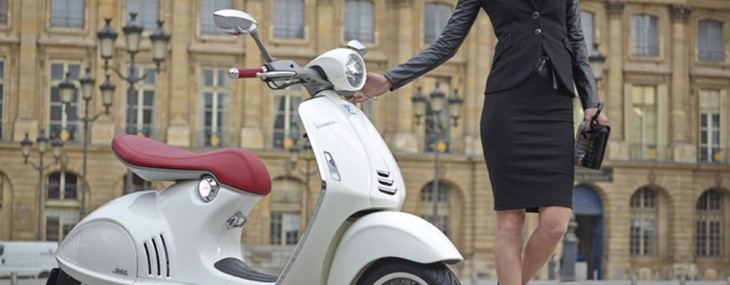 Vespa Unveils Brand New Luxury 946 Model